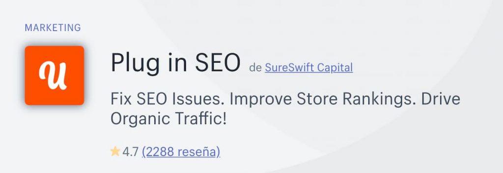 plugin in seo para shopify